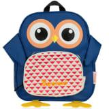 Baninni Plecak dla dzieci, sowa Frankie, 27x9x30 cm, niebieski
