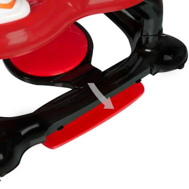 BANINNI Trotteur pour b/éb/és 3-en-1 Presto 12 kg Rouge BNBW008-RDBK
