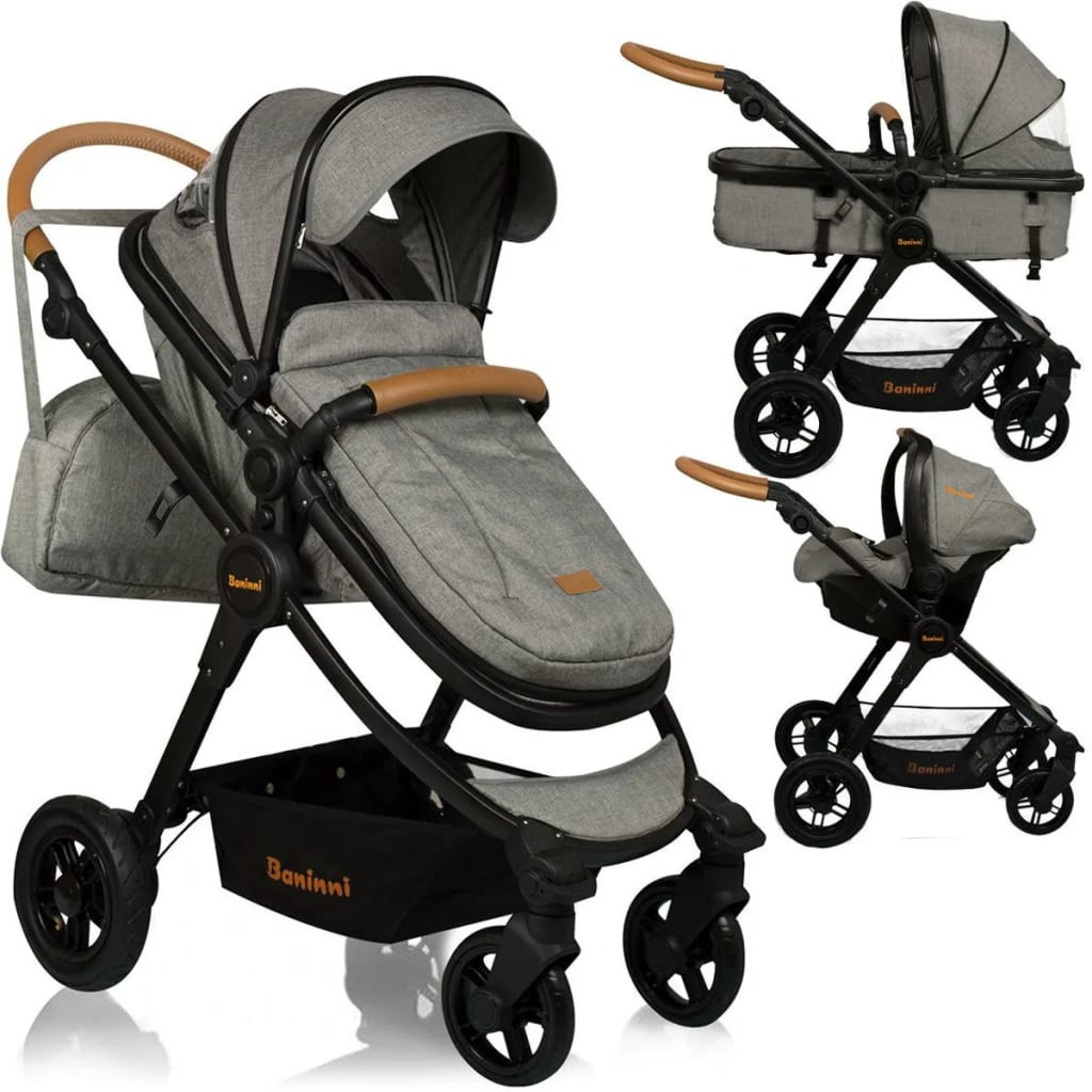 Kinderwagen Baninni Ayo 3-in-1 Jazz