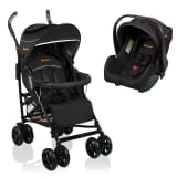 Baninni Poussette Messina 2in1 Night Edition Noir BNST027-BK