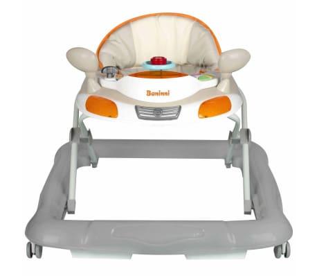 Baninni Trotteur Tontoni Orange et gris BNBW005-BGGY[2/4]