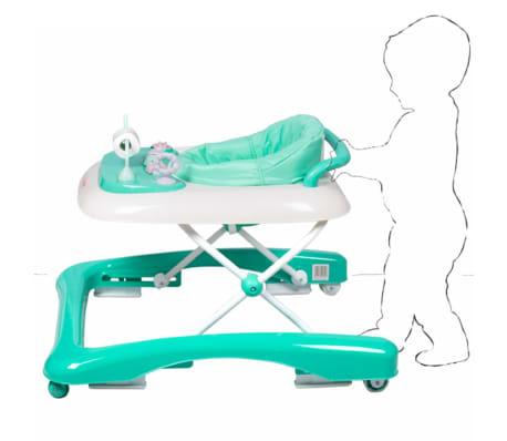 Baninni Trotteur pour bébé Pio Menthe BNBW009-MT[2/6]