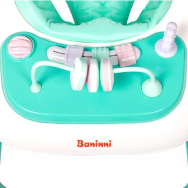 Baninni Trotteur pour bébé Pio Menthe BNBW009-MT[6/6]