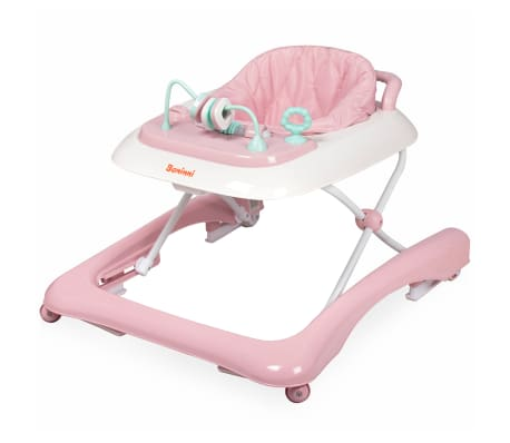 Baninni Trotteur pour bébé Pio Rose BNBW009-PK