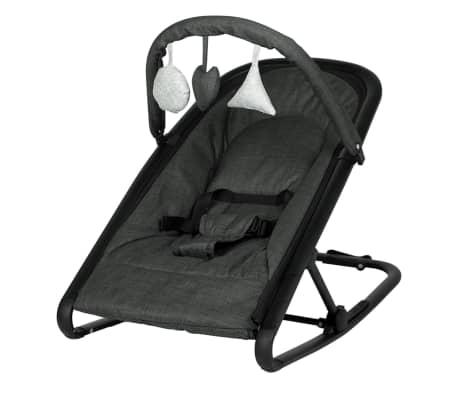 Baninni Transat pour bébé Lulu Noir BNBO012-BK