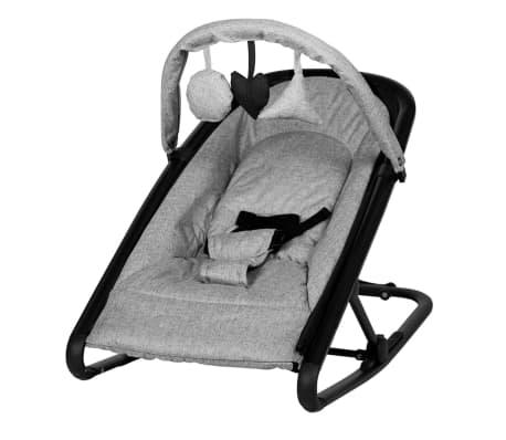 Baninni Transat pour bébé Lulu Gris BNBO012-GY