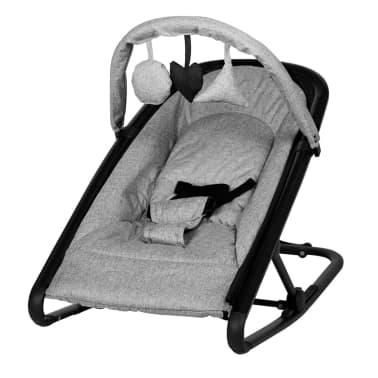 Baninni Transat pour bébé Lulu Gris BNBO012-GY[1/5]
