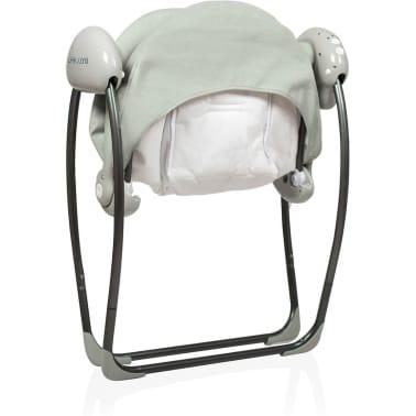 Little World Balançoire pour bébés Dreamday Mélange de gris[2/4]