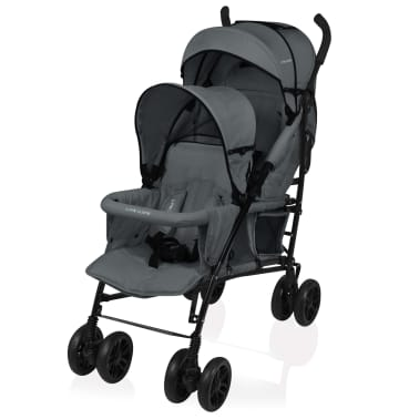 Little World Twin Stroller Twing Dark Grey LWST002-DKGY[1/3]