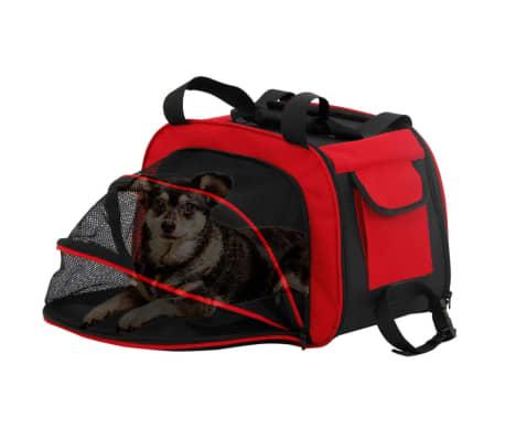 Transporttaske til Hund
