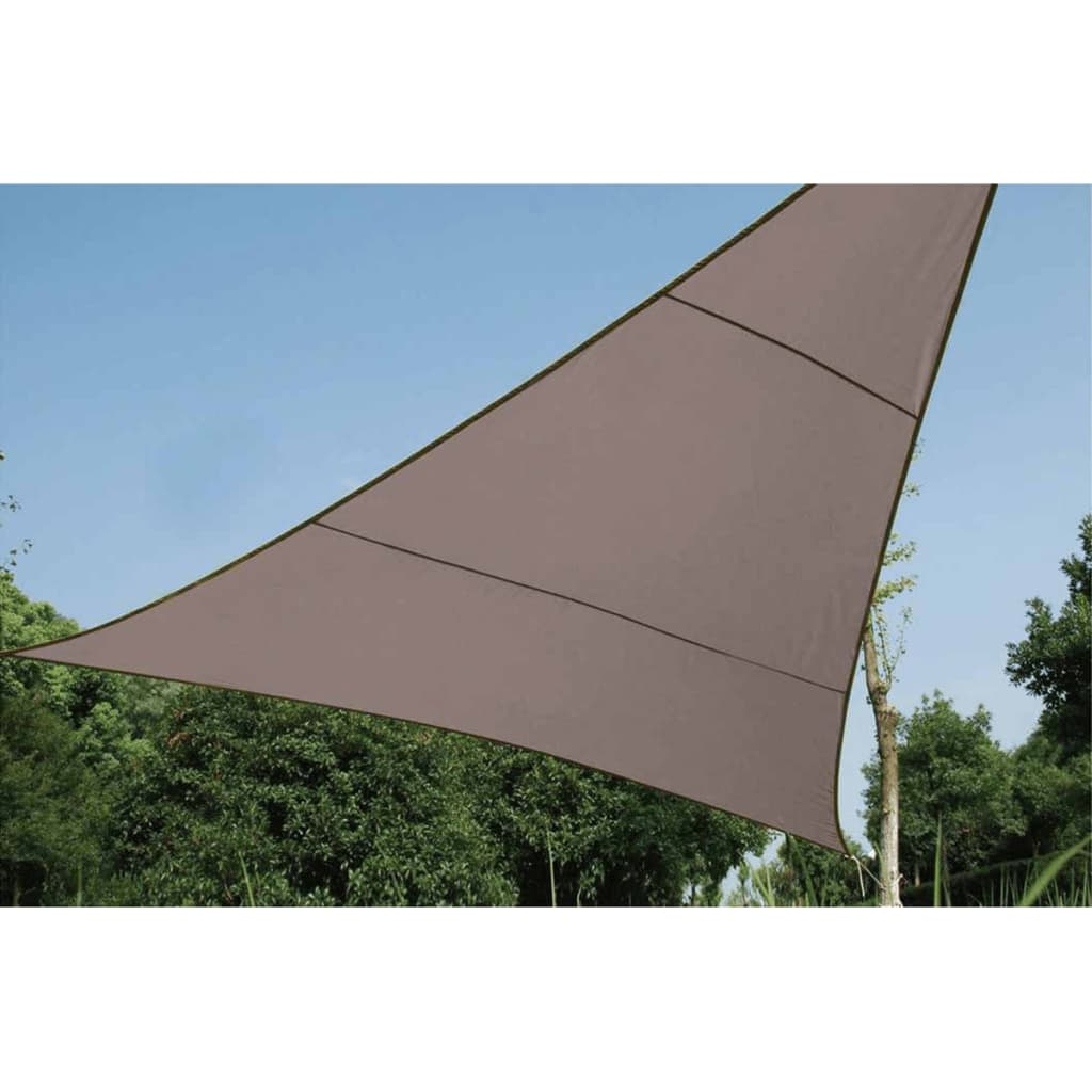 Perel Πανί Σκίασης Τρίγωνο Χρώμα Taupe 5 μ. GSS3500TA