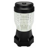 Perel Piège à insectes portable et lampe de camping 2-en-1 1,5 W GIK20