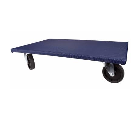 Toolland Chariot à meubles 66 x 41 cm 400 kg QT407[1/2]
