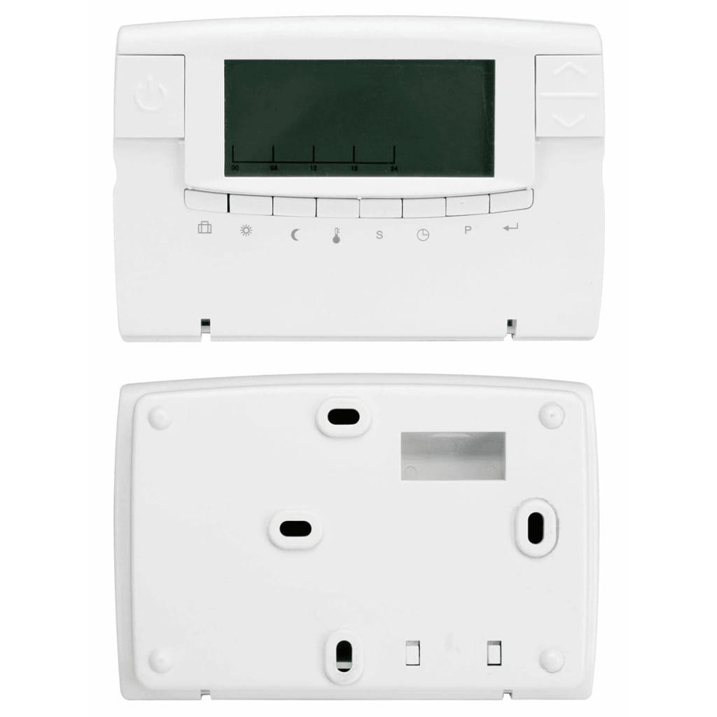 99420375 Perel Digitales Thermostat Weiß CTH406