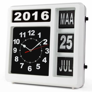 reloj de pared con calendario comprar relojes calendario de pared
