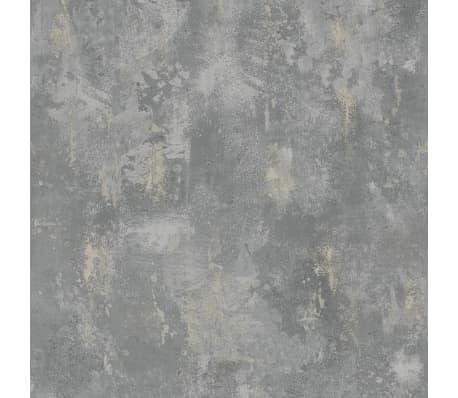 DUTCH WALLCOVERINGS Tapet model beton, gri, TP1008