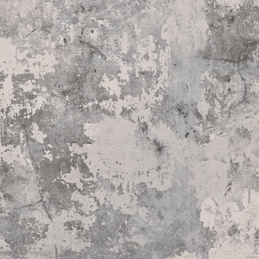 DUTCH WALLCOVERINGS Behang beton donkergrijs
