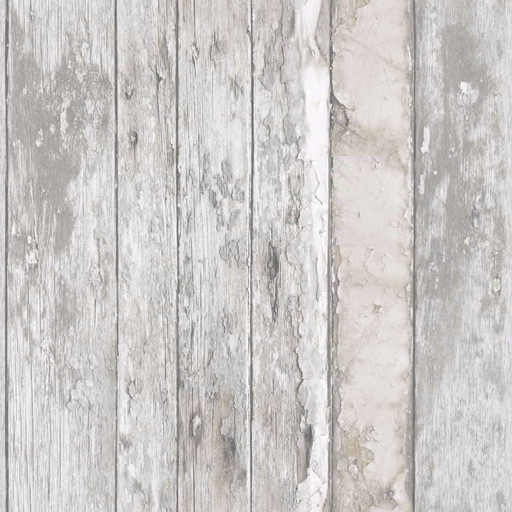 DUTCH WALLCOVERINGS tapet skrottræ beige