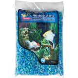 Gravier fegro turquoise/bleu 1kg