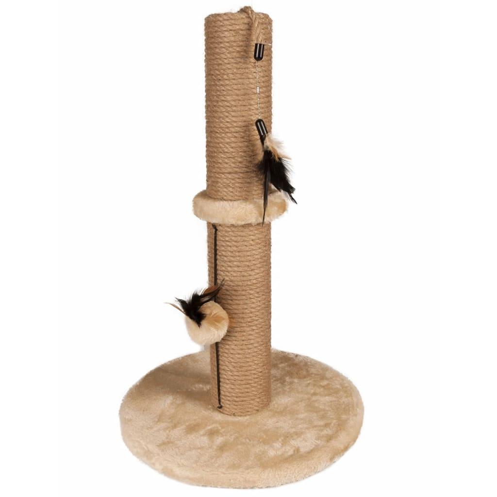FLAMINGO Katten krabpaal Indian beige 50 cm 560314