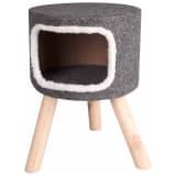 LAMINGO Cat Bed Nordic  35x50 cm Grey 560332