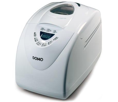 acheter domo machine pain automatique 600 w blanc b3970 pas cher. Black Bedroom Furniture Sets. Home Design Ideas