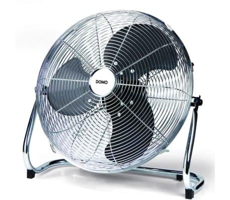 Domo ventilador de pie de suelo 40 cm cromado do8131 - Ventilador de suelo ...