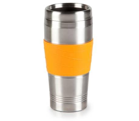domo 2 in 1 kaffeemaschine 650 w orange do439k zum schn ppchenpreis. Black Bedroom Furniture Sets. Home Design Ideas