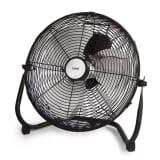 Domo Подов вентилатор, 35 см, 65 W, черен, DO8134