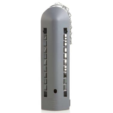 DOMO Lámpara antimosquitos con luz UV 20 W 2500 V plateada[5/6]