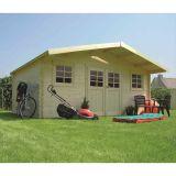 Abri de jardin MONTREUX 5080X5080