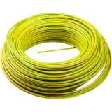 Profile Installation Wire Roll Yellow Green 2,5 mm Dia 100 m Length