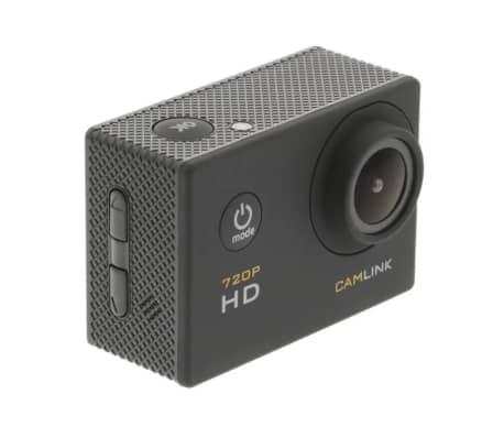 HD Toimintakamera 720P, Musta[2/6]