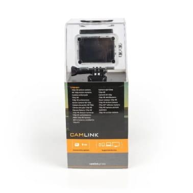 HD Toimintakamera 720P, Musta[6/6]