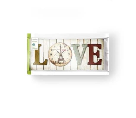 Kehystetty seinäkello - LOVE-design[3/3]