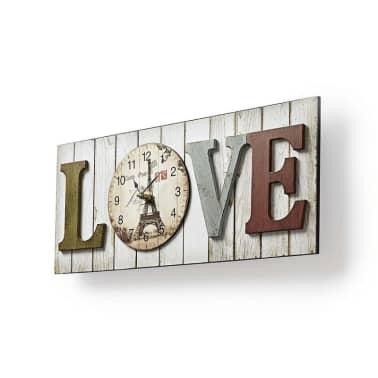 Kehystetty seinäkello - LOVE-design[2/3]