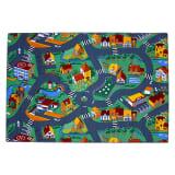 AK Sports Tapis de jeu Village Street 140 x 200 cm 0309004