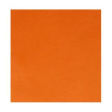 Artemio Feuille simili cuir 350 g/ m² - 30 x 30 cm - Orange[1/3]