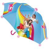 Studio 100 K3 paraplu met licht 78 cm
