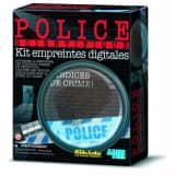Kit DAM/4M pour enfant Détective Empreintes digitales - 4M