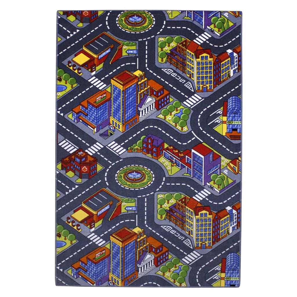 Afbeelding van AK Sports Speeltapijt verkeersmotief City 100x165 cm BIG CITY 97