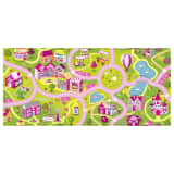 AK Sports Mata do zabaw 140 x 200 SWEET TOWN 140