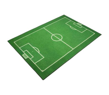 Van der Meulen Tapis de jeu terrain de football 95 x 133 cm 0309090[1/2]