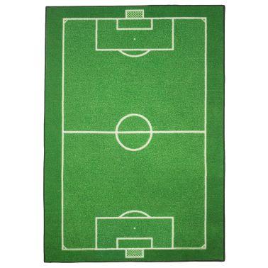 Van der Meulen Tapis de jeu terrain de football 95 x 133 cm 0309090[2/2]