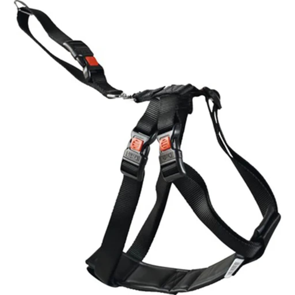 Afbeelding van FLAMINGO Autoveiligheidstuig maat S 35-50 cm zwart 1032109