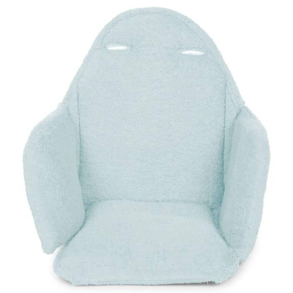 CHILDHOME Coussin de chaise haute Evolu Bleu menthe pastel
