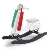 CHILDWOOD Scooter à bascule Style italien CWRSIT