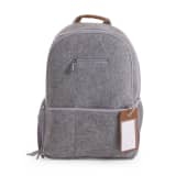 CHILDWOOD Nursery Backpack Felt 45x32x20 cm Light Grey CCFNBPG