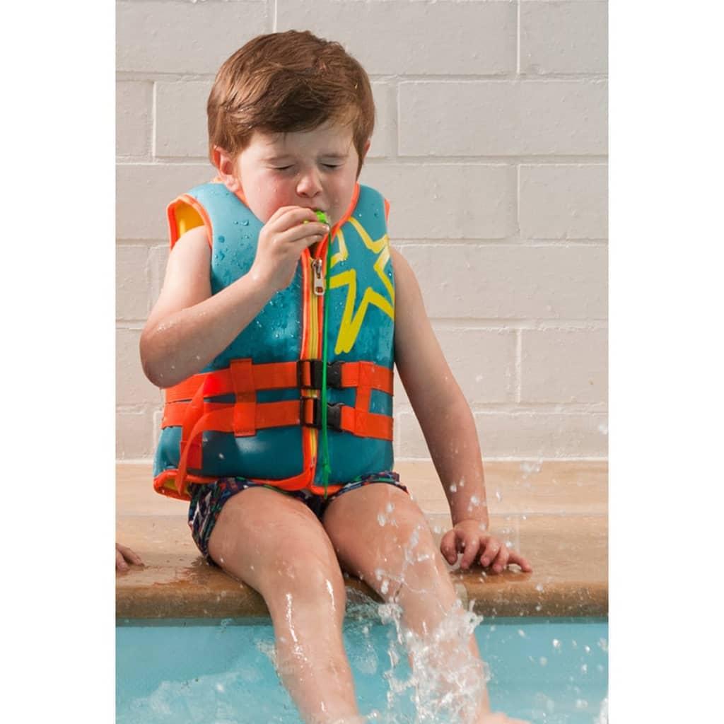 99416401 CHILDWHEELS Schwimmweste Neopren Aquablau 3-6 Jahre CWNLJAB2