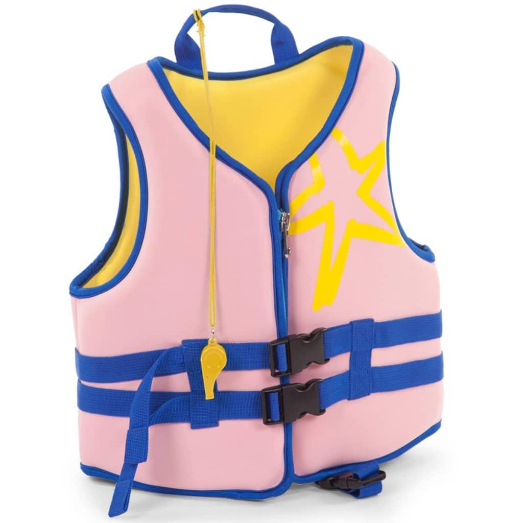 Afbeelding van CHILDWHEELS Zwemvest 2-3 jaar neopreen zachtroze CWNLJOP1